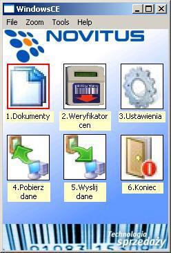 NOVIMAG Program do tworzenia i edycji dokumentów magazynowych i handlowych