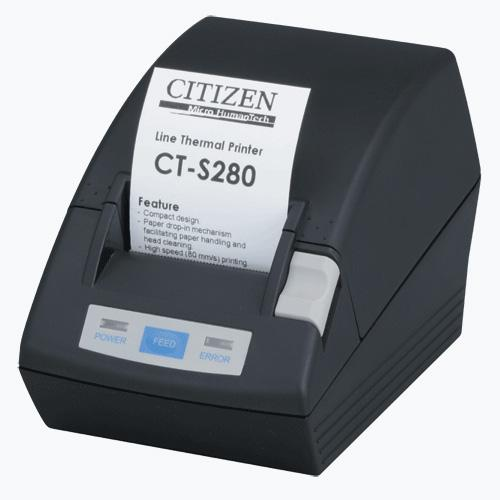 Drukarka etykiet Citizen Thermal CT-S280