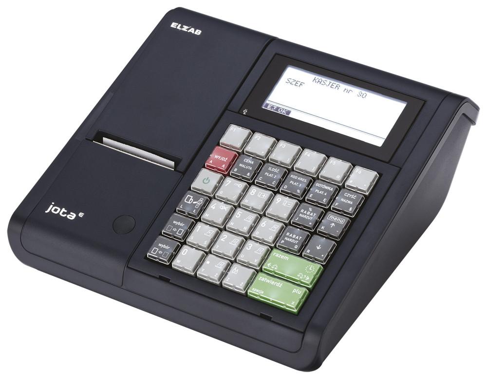 Kasa fiskalna ELZAB JOTA E
